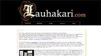 old lauhakari site
